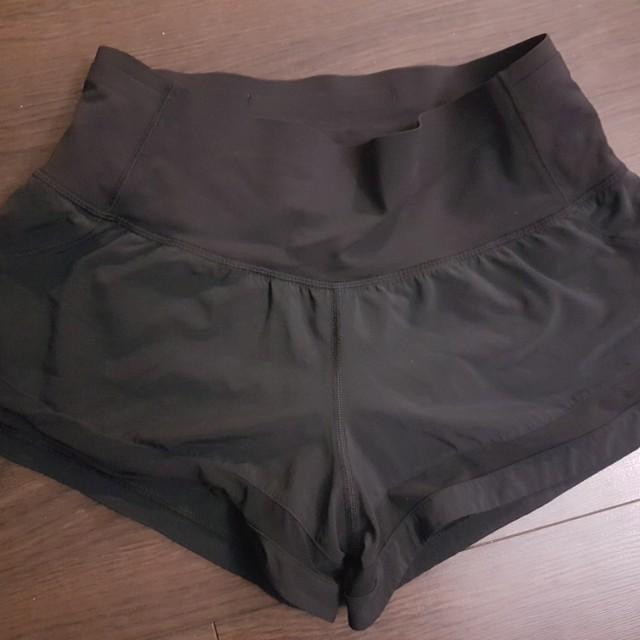 Lulu Lemon Mesh Shorts
