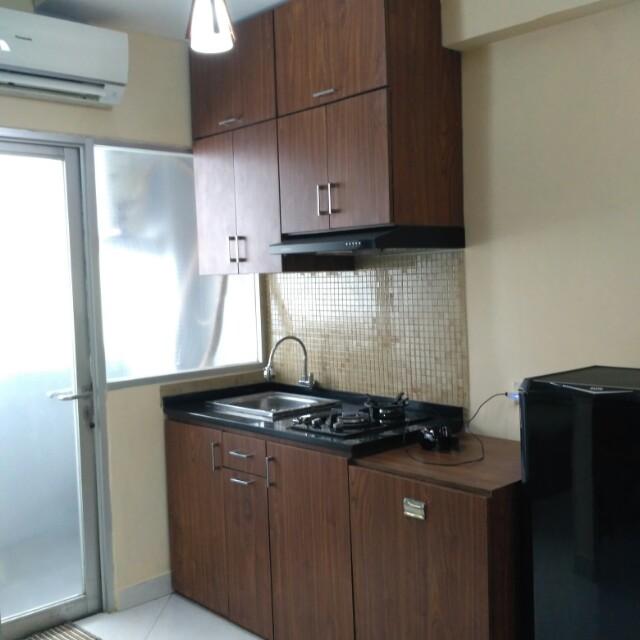 Menteng Square: 30m² Apartement Room, Jakarta Pusat