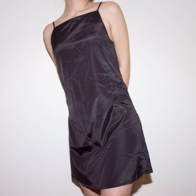 [MISSGUIDED] BLACK DRESS