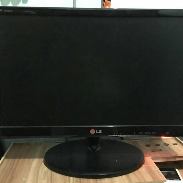 Monitor LG 19in