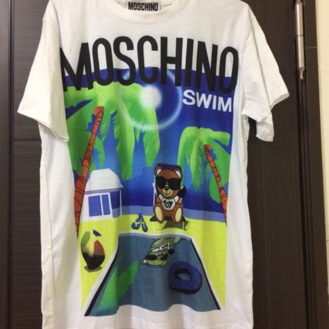 真品Moschino 小熊上衣