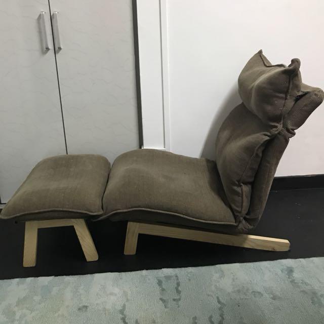 Awe Inspiring Muji High Back Reclining Sofa Furniture Sofas On Carousell Evergreenethics Interior Chair Design Evergreenethicsorg