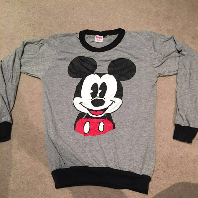 NEW Mickey Mouse sweater