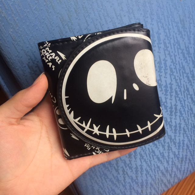 Nightmare before Christmas wallet / dompet