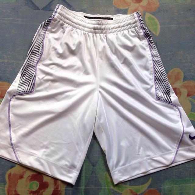 "nike ""kobe"" basketball shorts"