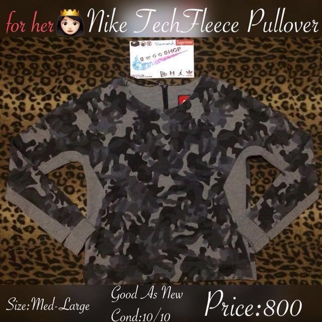Nike Techfleece Pullover