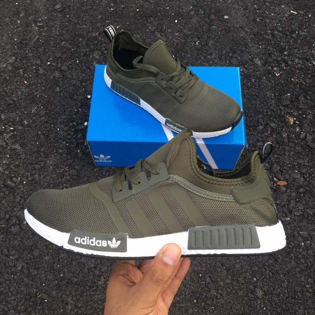 NMD Army Green