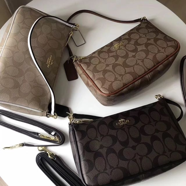 0084f58c93 On sales! Coach mini Sling Bag   shoulder bag   clutch