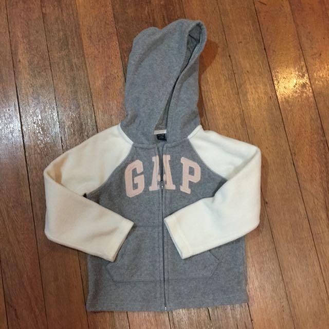 Orig. Gap Little Girls Hoodie