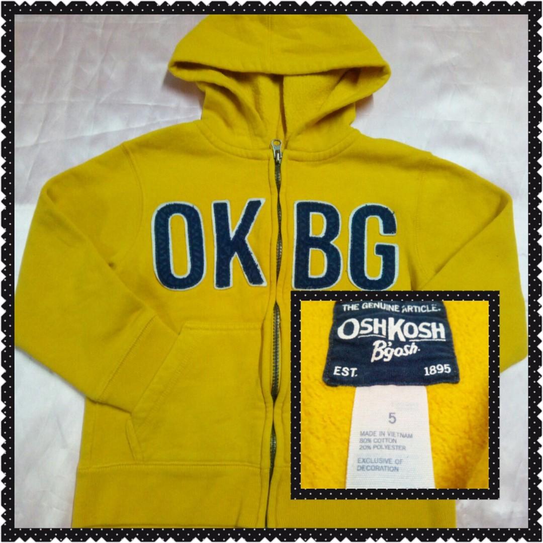 Oshkosh 4-5 yrs old