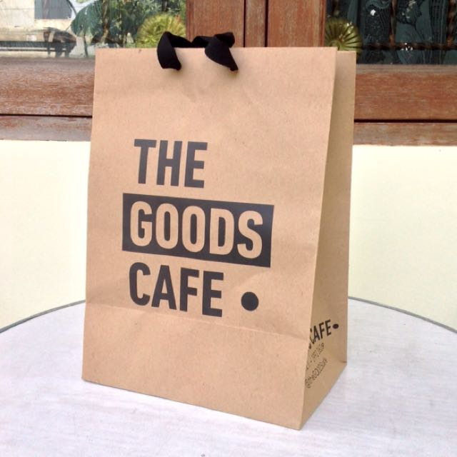 Paperbag The Goods Dept