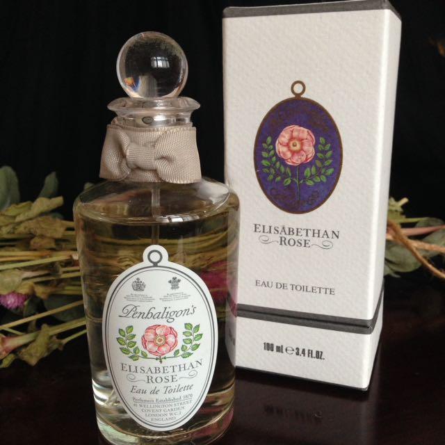 Penhaligon's ELISABETHAN ROSE 潘海利根 伊莉莎白玫瑰 香水