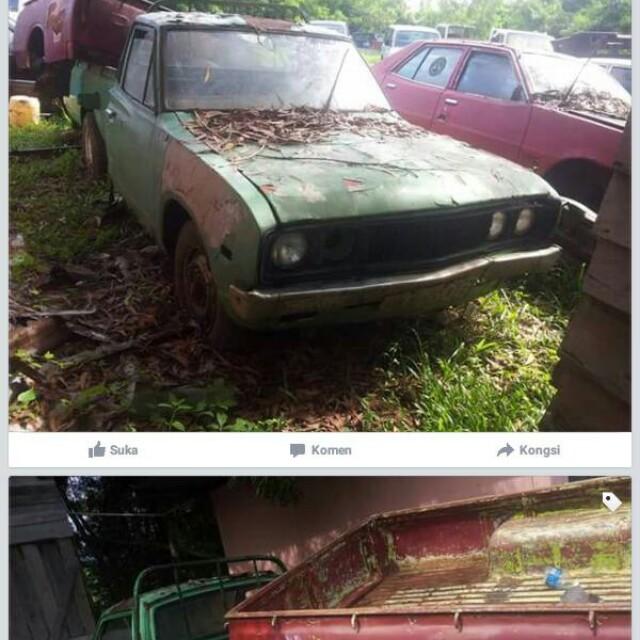 datsun 620 pick up dijual