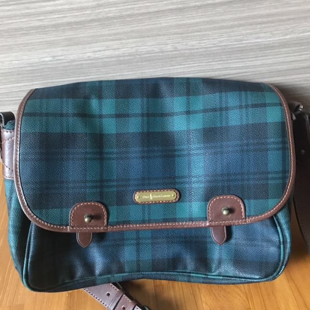 low price polo ralph lauren messenger bag classic design mens fashion bags  wallets on carousell 2539b 61126d3cbd