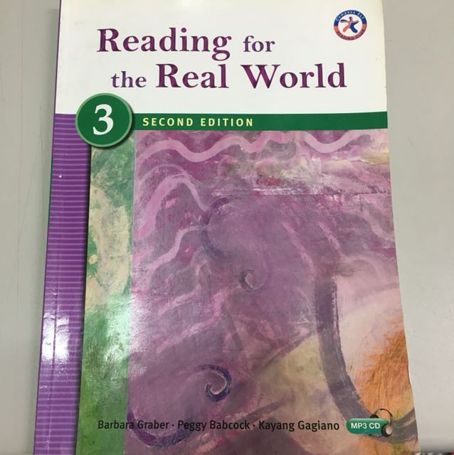 Reading for the Real World