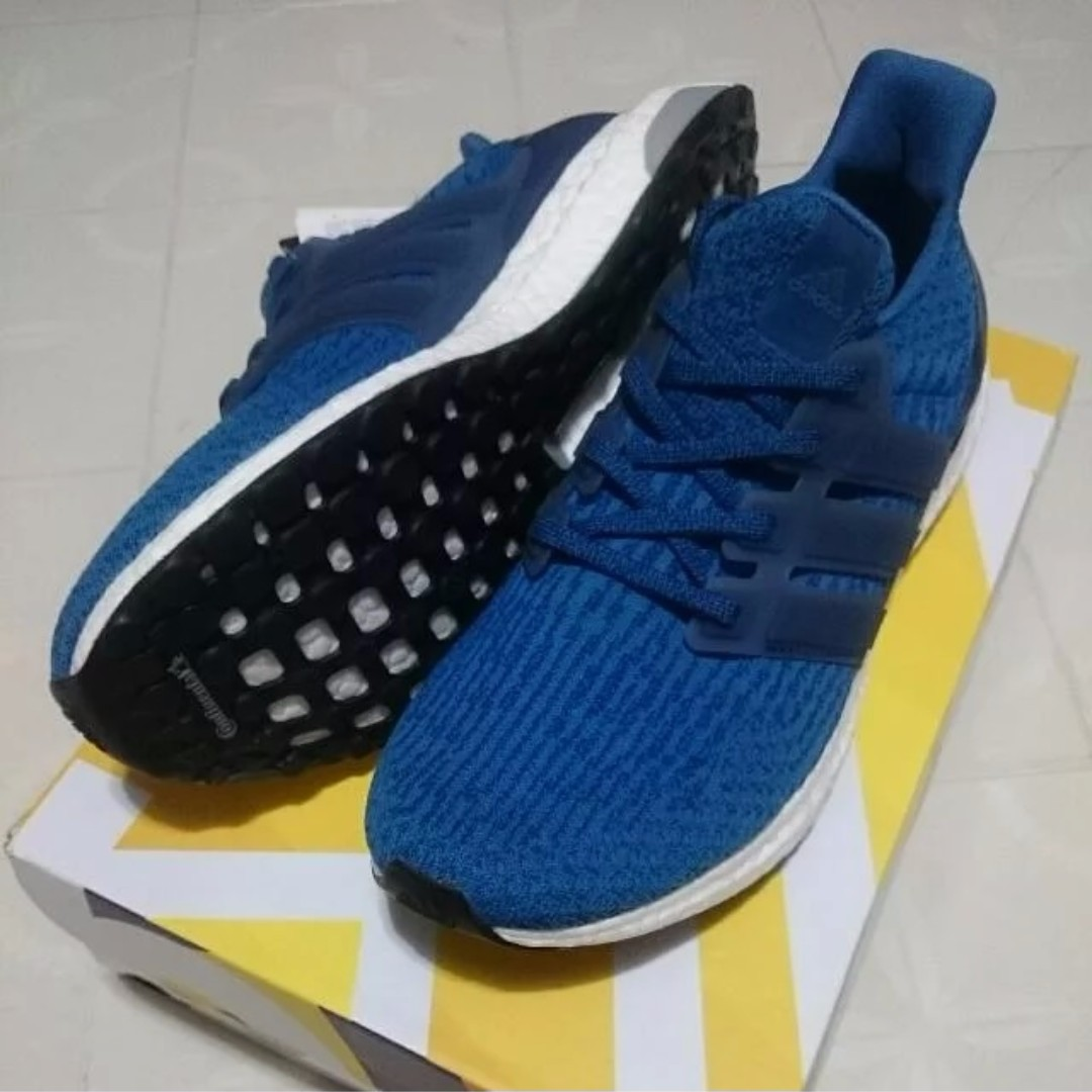b70bbfbd14e91 RRP 300 SGD  Brand New Authentic US9 UK8.5 Adidas Ultra Boost 3.0 ...