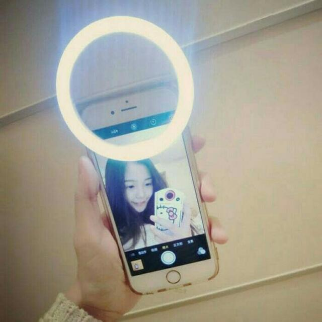 Selfie Ring Light LED