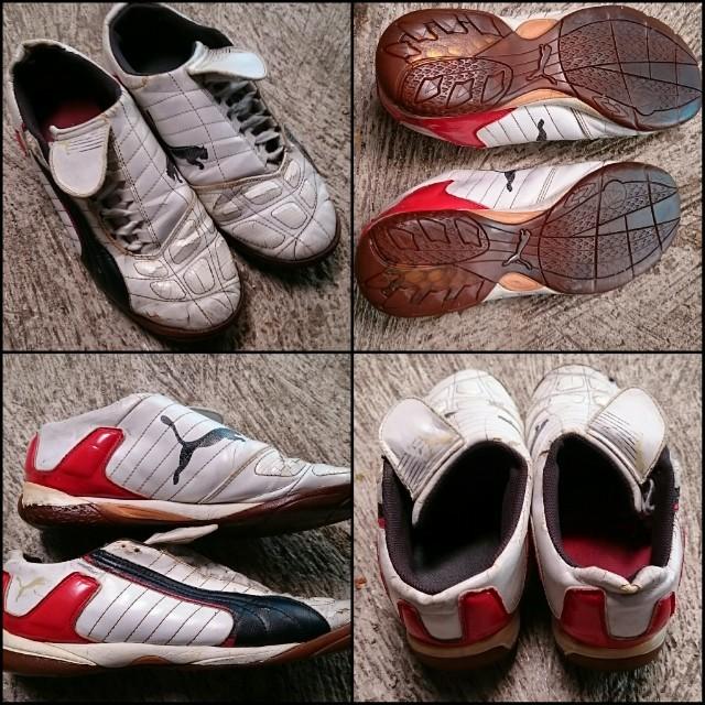 (REPRICE) Sepatu puma futsal
