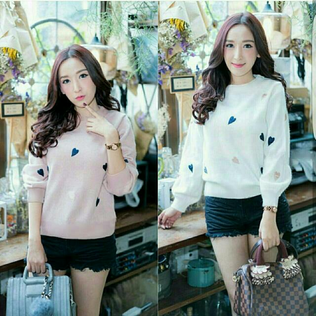 Sweater Cinta