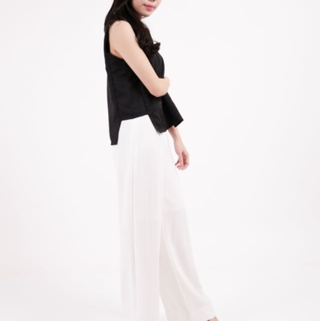Tank Top Black (LEONE Basic Top)