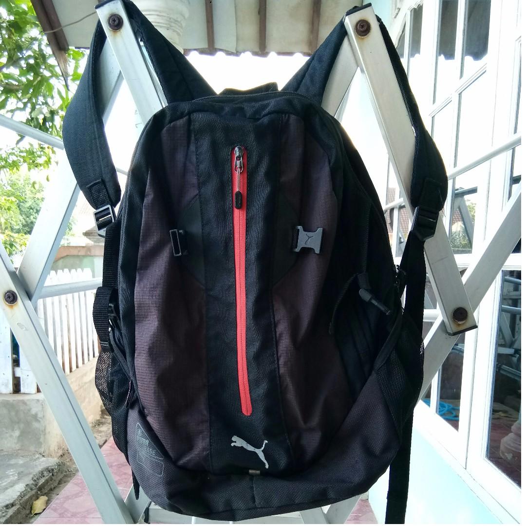 Tas Ransel Backpack Puma Dura Base Original