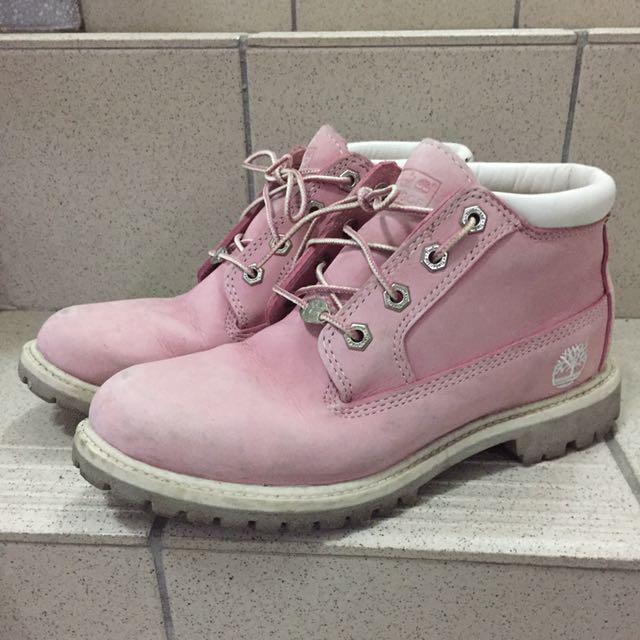 Timberland 粉紅