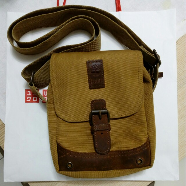 Authentic Timberland Earthkeepers Crossbody Bag