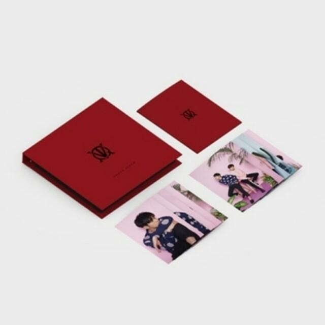 TVXQ  OFFICIAL GOODS - PHOTO ALBUM