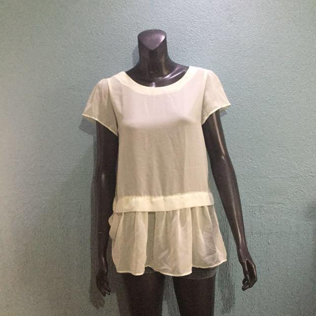 Uniqlo blouse/dress