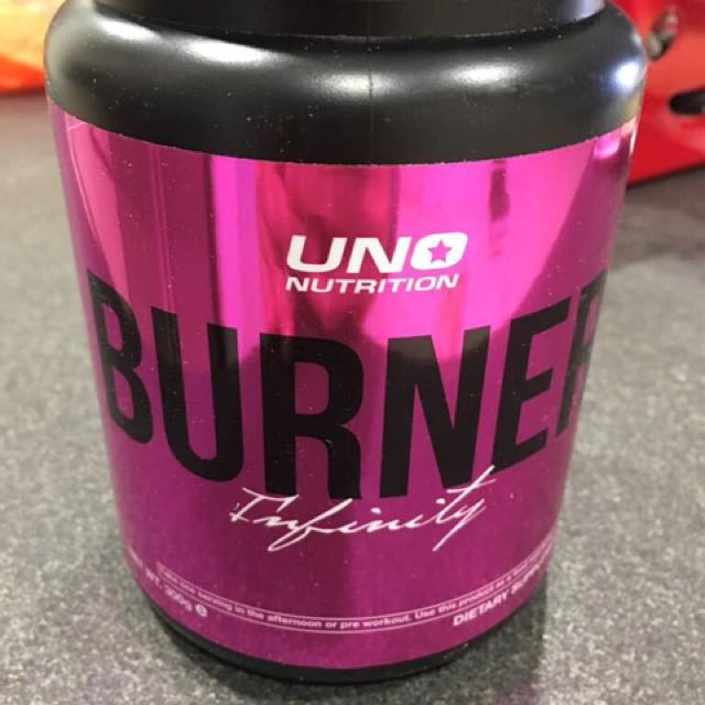 UNO nutrition Fat Burner