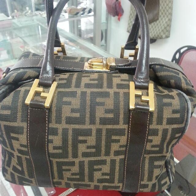 Used Fendi  bags original