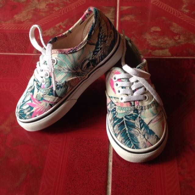 Vans Kids For Sale US 7
