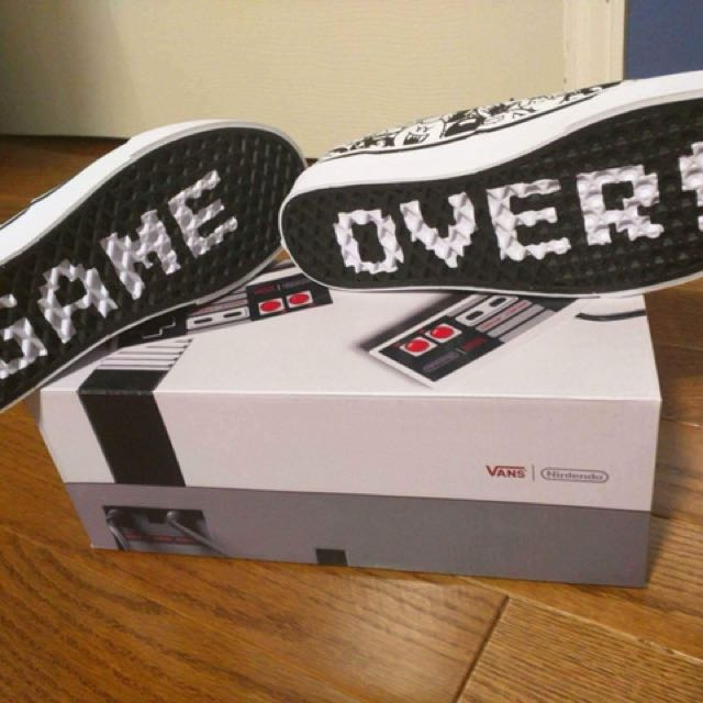 Vans Super Mario Villain (Limited Edition)