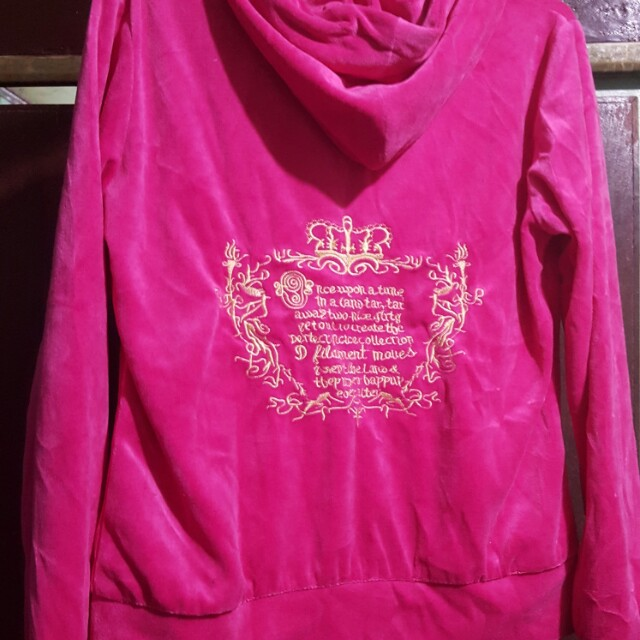 velour tracksuits juicy couture inspired