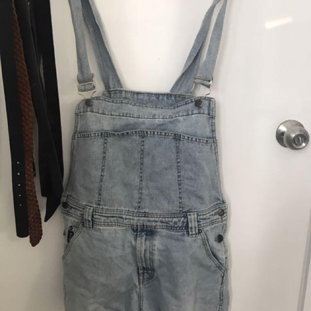 Vintage overalls from vintage marketplace