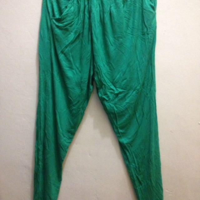 Vivaldi Pants -green