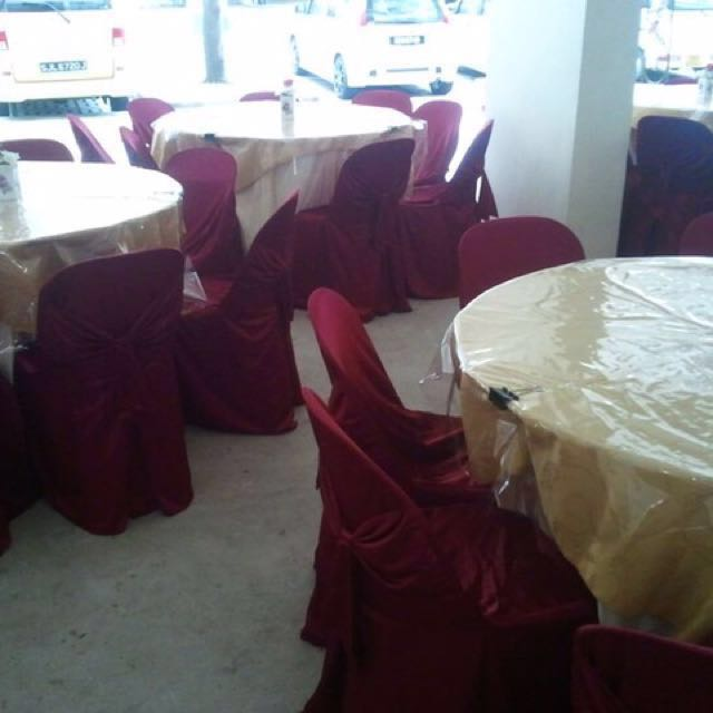 Groovy Wedding Chair Covers For Sale Everything Else On Carousell Onthecornerstone Fun Painted Chair Ideas Images Onthecornerstoneorg