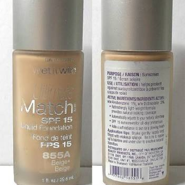 WET N WILD ULTIMATE MATCH IN BEIGE