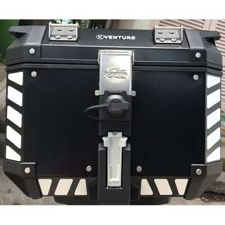 Top Case Reflective 3M Stickers: GIVI Trekker | KAPPA K-Venture 42L Top Box (Free Mailing!)