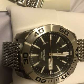 ALBA diver's watch