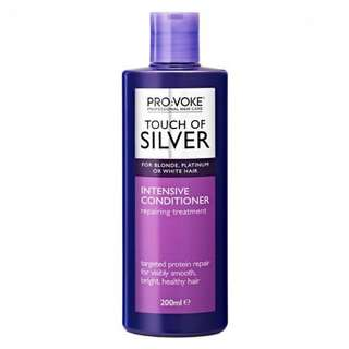 Provoke purple conditioner