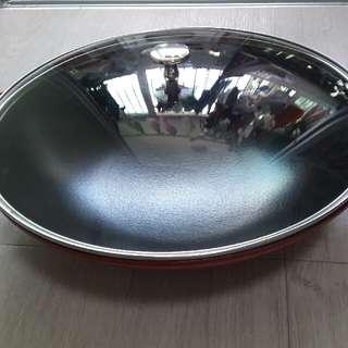 staub wok