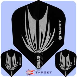 Target Dart Flights - Vision Ultra
