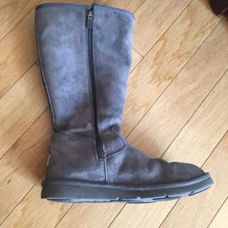 Uggs Tall Grey Boots