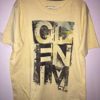 Printed Tshirt Size Xl