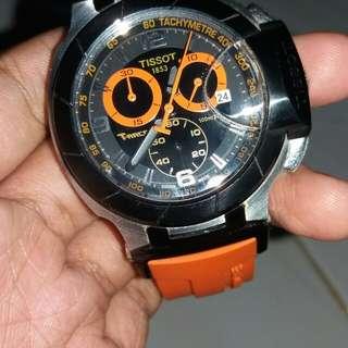 TISSOT Moto GP orange