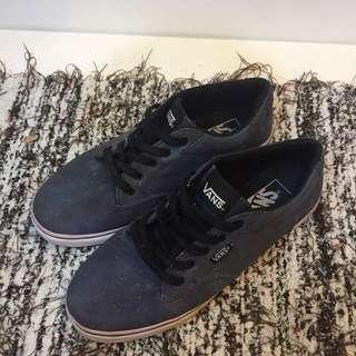 VANS Original blue sneakers