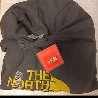 North Face hoodie (New/Large)