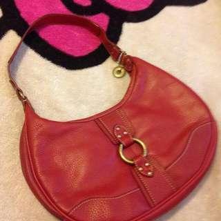 The Sak Leather Shoulder Purse