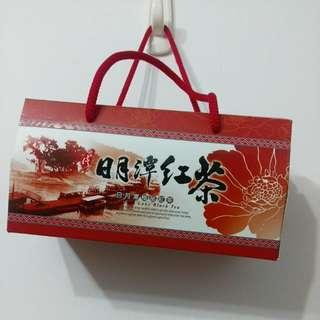 🚚 日月潭紅茶 茶包30入/盒